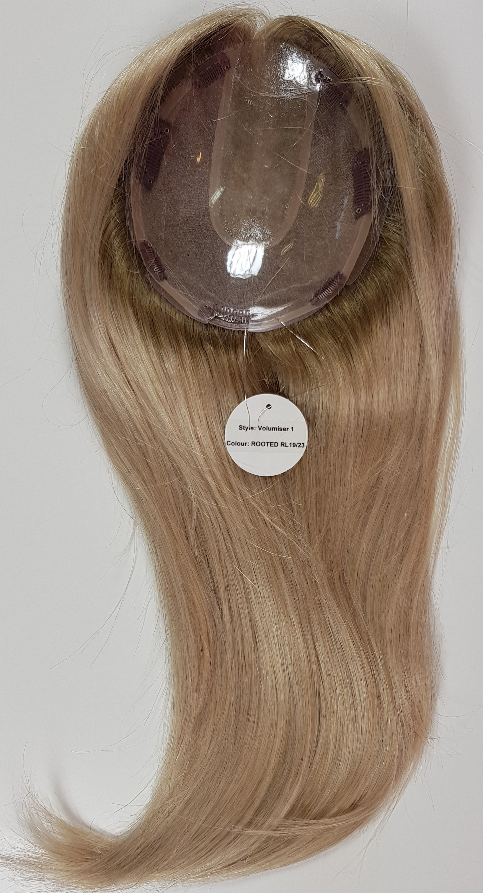 Hair Toppers Style Juliet Colour Rooted RL19-23