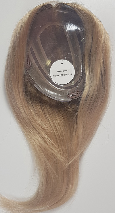 Hair Toppers Style Sophia Colour Rooted 16